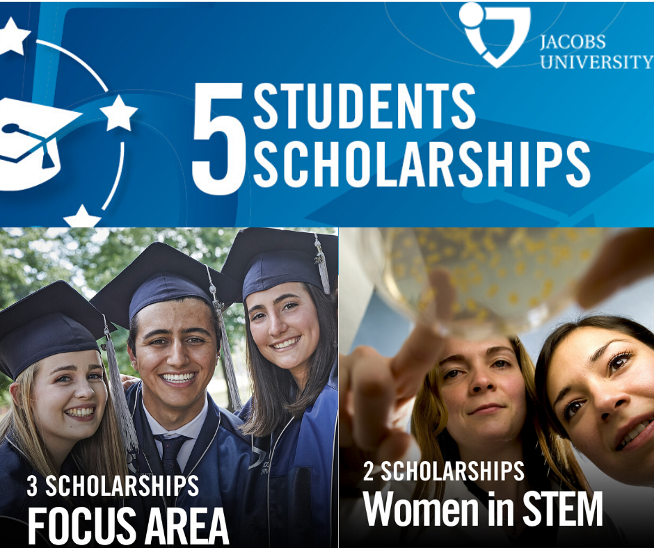 Jacobs University Scholarship Campaign