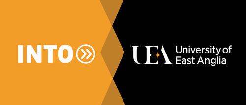 Логотип INTO University of East Anglia
